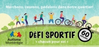 Défi sportif 60 minutes - Inscription familiale